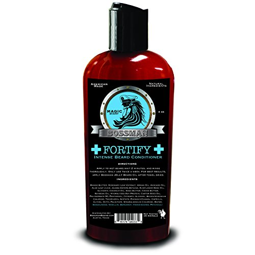 Bossman Fortify Intense Conditioner Moisturize