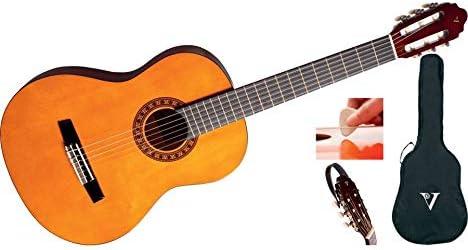 Pack de guitarra clásica Valencia Estudio CA1-NAT: Amazon.es: Instrumentos musicales