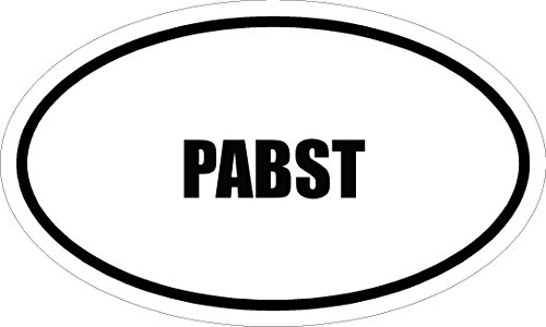 6-printed-pabst-name-oval-euro-style-vinyl-decal-sticker