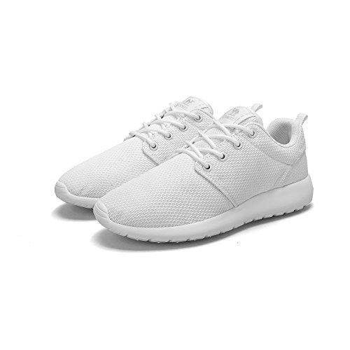Camel Herren Sneakers Leichte Breathable Trail Running Schuhe Fashion Wanderschuhe Weiß