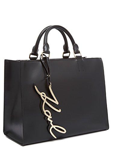 pour femme Karl Lagerfeld Sac à main noir Noir HqFwaFIT