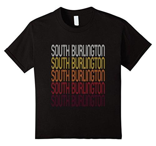 Kids South Burlington, VT | Vintage Style Vermont T-shirt 6 - Vt Kids Burlington