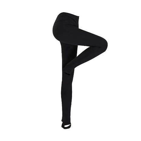Pantalones Deportivos de Cintura Alta Ajustados para Mujer ...