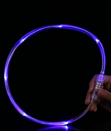 Blue Led Chaser Lights in US - 5