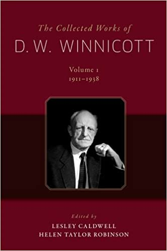 Books that are included in The Winnicott Studies Monograph Series