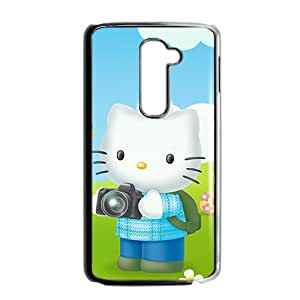 YESGG Hello kitty Phone Case for LG G2 Case