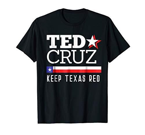 Keep Texas Red Ted Cruz For Senate 2018