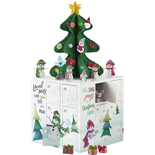 Precious Moments 26 Piece Wood Resin and Fabric Snowman for sale  Delivered anywhere in USA