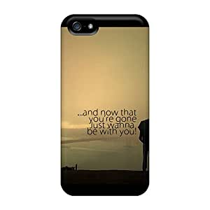 AbbyRoseBabiak Shockproof Scratcheproof Wanna Be Wd You Hard Cases Covers For Iphone 5/5s