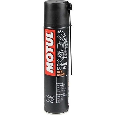 MOTUL GRASSO CATENA CHAIN LUBE OFF ROAD C3 400ml