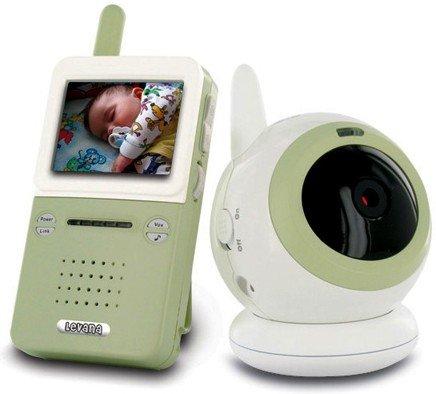 Levana BABYVIEW20 Interference Free Digital Wireless Video Baby