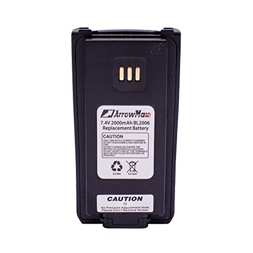 Maxtop AHCL2006-2000-D BL2006/BL2006Li Battery for HYT HYTER