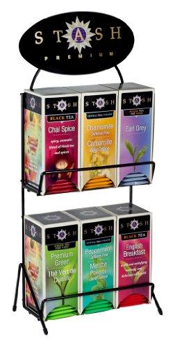 Stash Tea Flavor Count Display product image