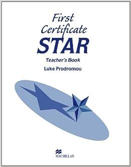 Book First Certificate Star: Teacher's Book (Exams)