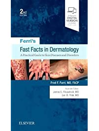 Amazon dermatology clinical books ferris fast facts in dermatology a practical guide to skin diseases and disorders 2e fandeluxe Choice Image