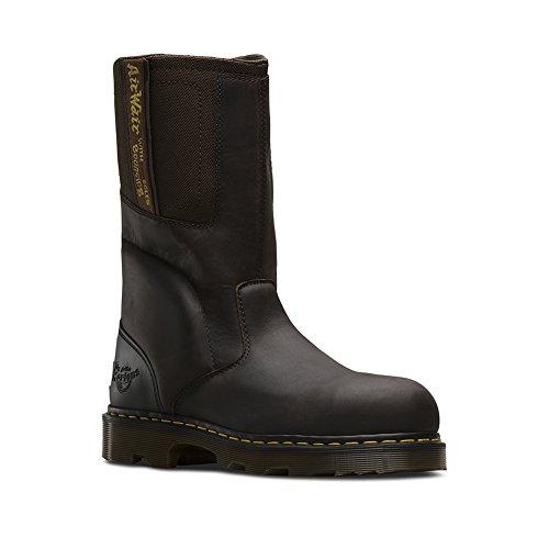 Dr Dark Brown Martens Uomo Gaucho Sneaker HOvBHqp