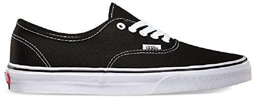Vans Authentic Skate Shoe 4 Black