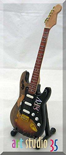 STEVIE RAY VAUGHAN Miniatura Guitarra SRV CUSTOM