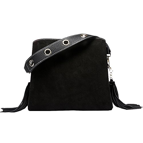 Borsa Mano Medium Donna E girl Nero A pq5x57