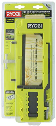 Ryobi A99HT2 Door Hinge Installation Kit/Mortiser Template -