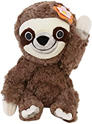 Animoodles Magnetic Hazel Sloth Stuffed Animal Plush, 7.5&