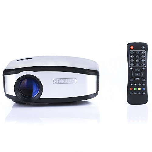 usa free shipping prosshop led projector mini portable
