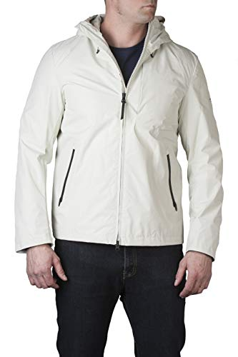 Woolrich 8254 Igloo Cappotto Uomo white Bianco rPvWrAcFq