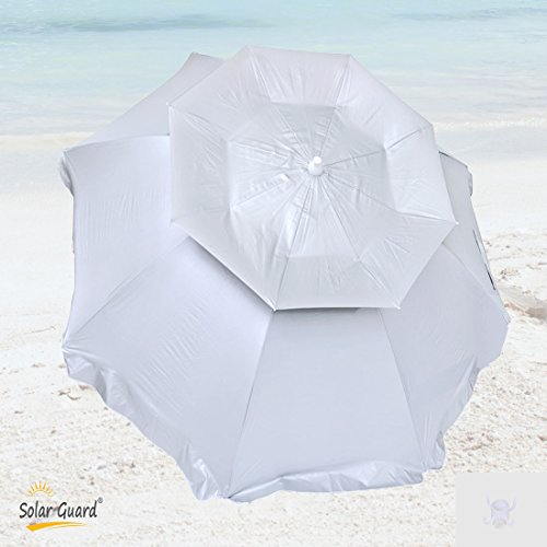 Solar Guard Deluxe Canopy Umbrella product image