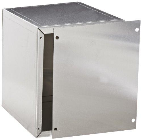 BUD Industries AU-1029 Aluminum Utility Cabinet, 6