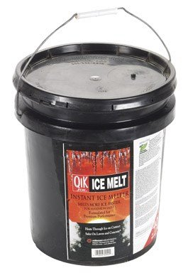 Milazzo Melter Ice (Milazzo Industries 30040 Qik Joe Ice Melting Pellets, 40-Pound)