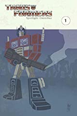 Featuring individual Transformers stories focusing on a vast array of characters such as Shockwave, Nightbeat, Kup, Arcee, Grimlock, and Optimus Prime, Volume 1 collects the first 13 issues of the Transformers: Spotlight serie...