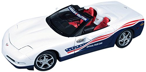Corvette Central Auto World 2004 Chevrolet Indy Pace Car 1:18 Scale Diecast