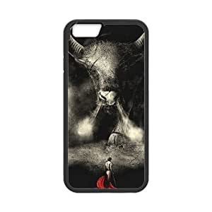 iPhone 6 4.7 Inch Cell Phone Case Black MATADOR'S MATCH Nnele