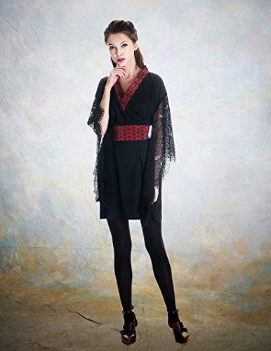 FairyLotus - Robe - Femme noir noir