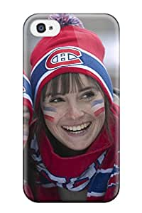 Excellent Design Montreal Canadiens (28) Case Cover For Iphone 4/4s