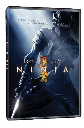 Ninja [Reino Unido] [DVD]: Amazon.es: Cine y Series TV