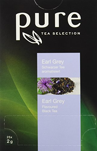 PURE Tea Earl Grey, 1er Pack (1 x 50 g)