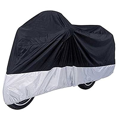 PREMIUM Dust Cover for Small to Medium Size Scooters Fits on many 50cc 150cc Scooters (COVER_S_M)