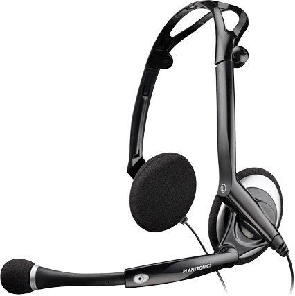 Plantronics Hdset - .Audio 400 Dsp Folding Ster Hdset 76921-01 (76921-11) -