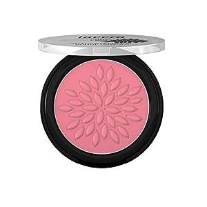 lavera Rouge poudre – So Fresh Mineral Rouge Powder Pink Harmony 04 – donne une teinte fraîche – Cosmétiques naturels…