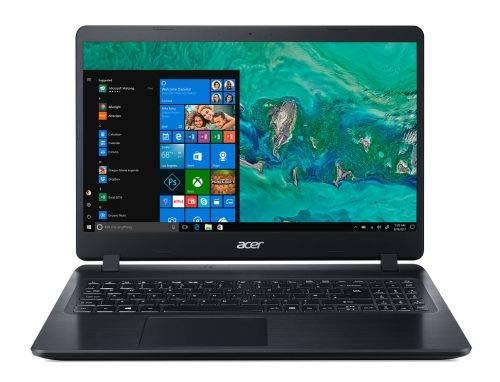 Acer Aspire 5 A515-53K Laptop (Intel Core i3-7020U 7th Gen / 4GB / 1TB / DVDRW / Windows 10 Home 64 bit / Integrated Graphics Full HD 15.6-inch ) - Black
