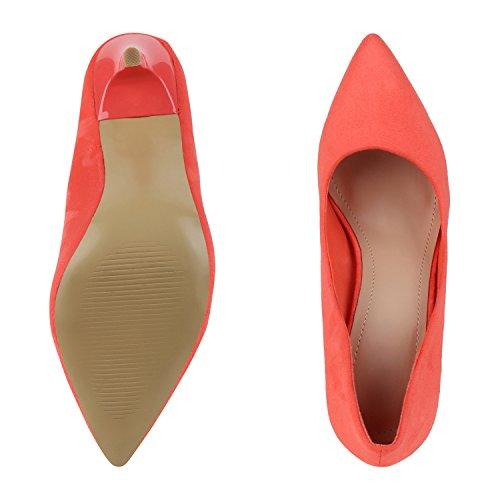 napoli-fashion - Cerrado Mujer Coral