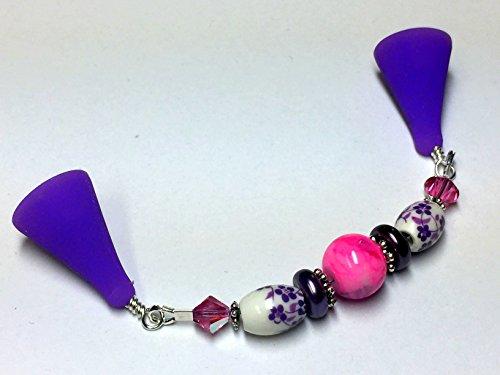 Purple Knitting Needle Jewelry Stitch product image