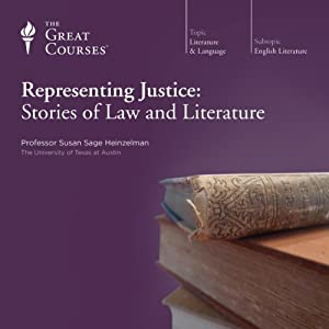 Representing Justice: Stories of Law and Literature Lecture