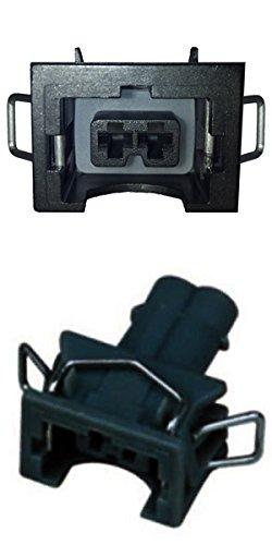 Reemplazo inyectores conector - BOSCH EV1 LOW (FEMALE) 1037906240, 1 037 906 240 Greenspirits