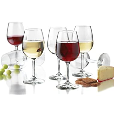 Libbey 12-Piece Wine Party Glass Set, 12.75-Ounce