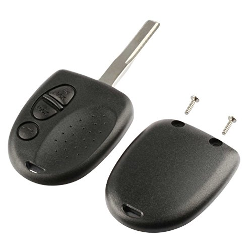 - Key Fob Keyless Entry Remote Uncut Shell Case & Pad fits Pontiac 2004-2006 GTO