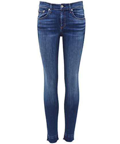 Rag de and Bleu Bleu Femmes Bone Blair Cheville Jeans Skinny wU4qS7Tfw