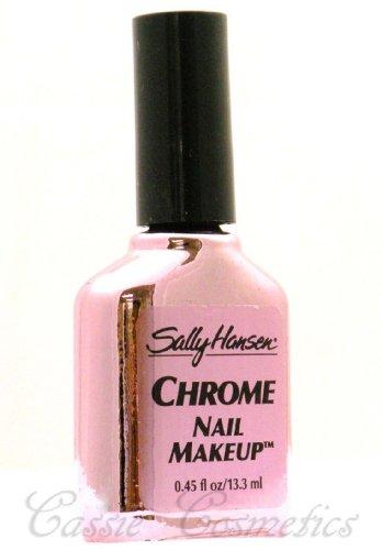 Sally Hansen Chrome Nail Polish / Nail Makeup - Orchid Sapphire # 55