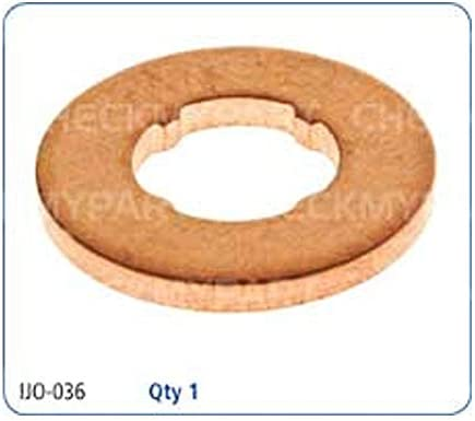 New *PLUSQUIP* Fuel Injector Seal For HOLDEN CAPTIVA CG 4D SUV FWD